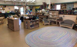 Ackerman Rd - Kindergarten room
