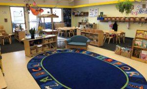 Ackerman Rd - Preschool room