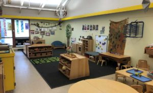 Ackerman Rd - Toddler room