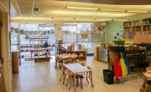 Buckeye Village - Preschool room