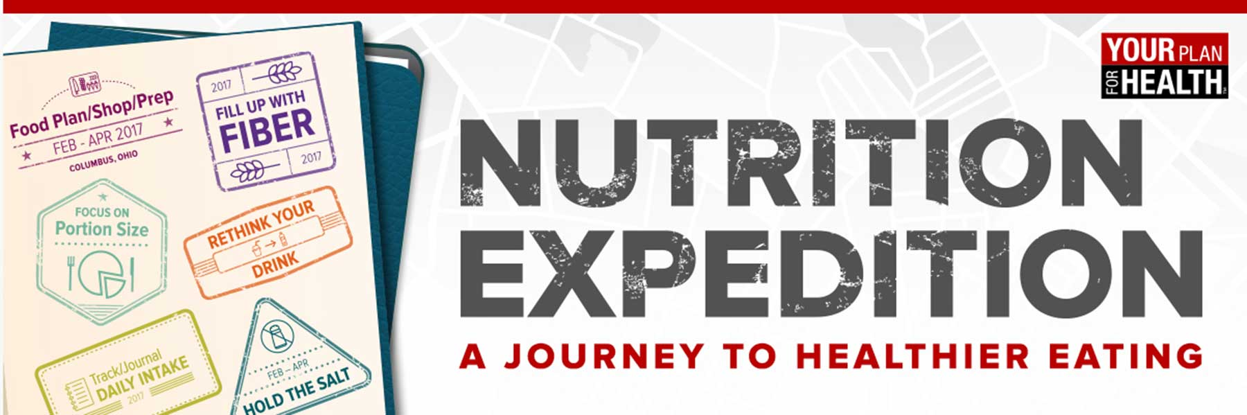 Nutrition Expedition banner logo