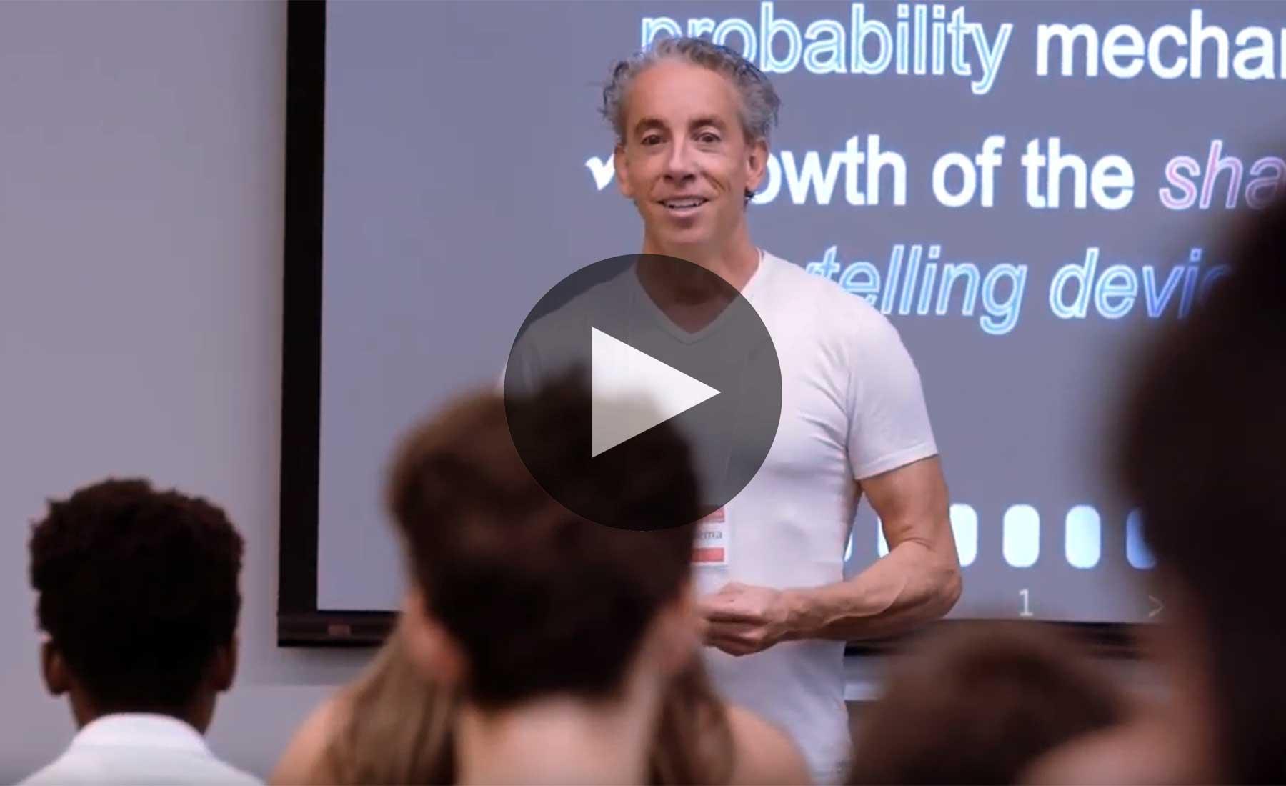 Professor Frederick Luis Aldama video feature