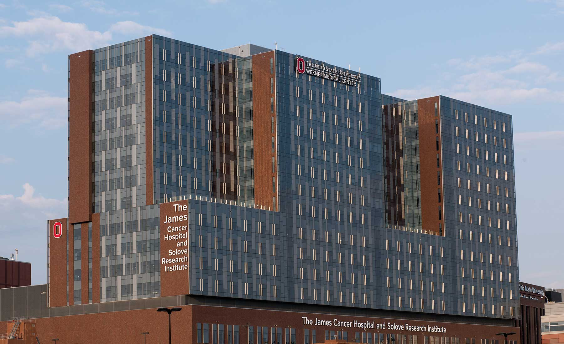 The James Cancer Hospital and Solove Research Institute