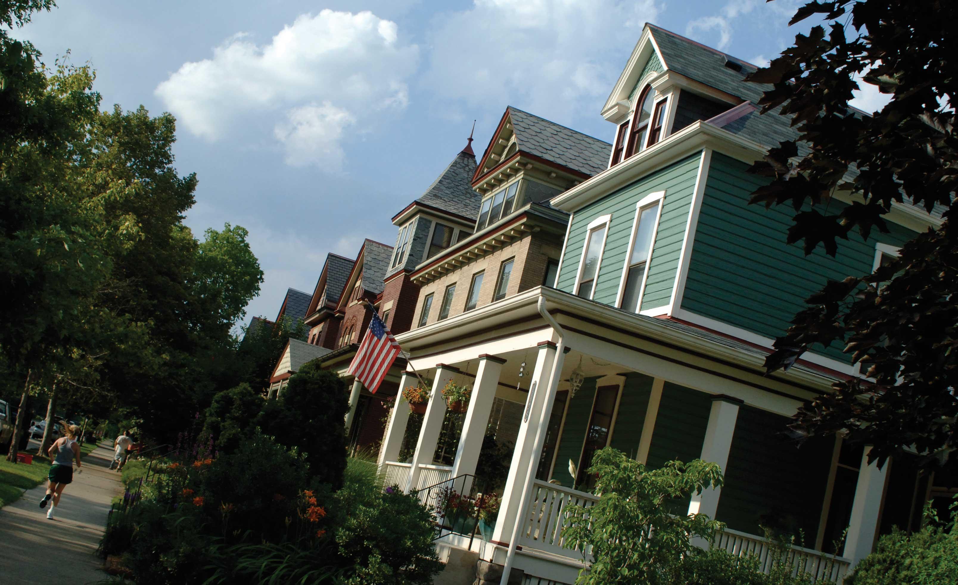 Columbus housing