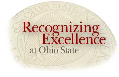 Recognizing Excellence at Ohio State image
